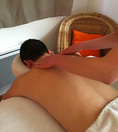 Massage détente et harmonie